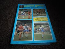Bristol Rovers v Swindon Town, 1981/82